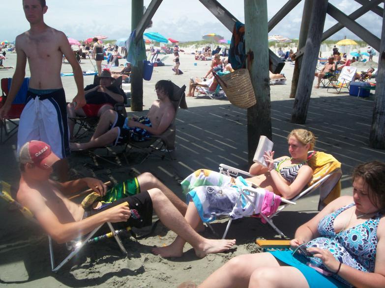 1 Beach 2009