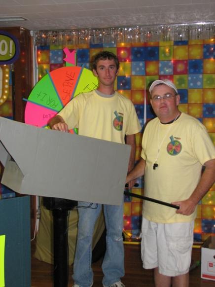 Hal and David VBS 2009