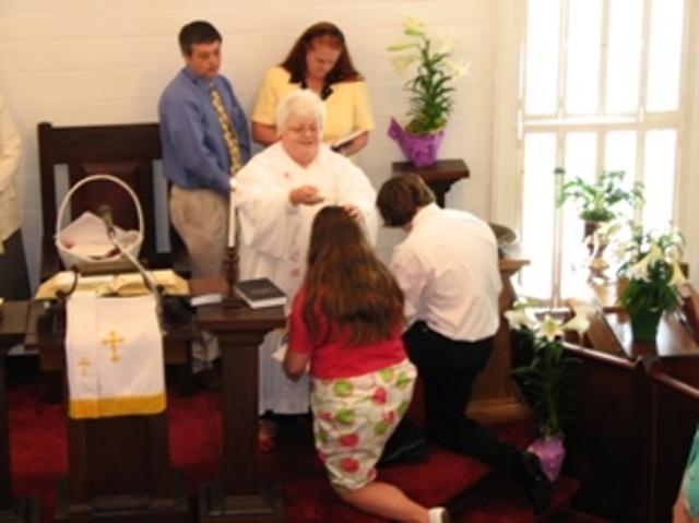 Baptism AMber