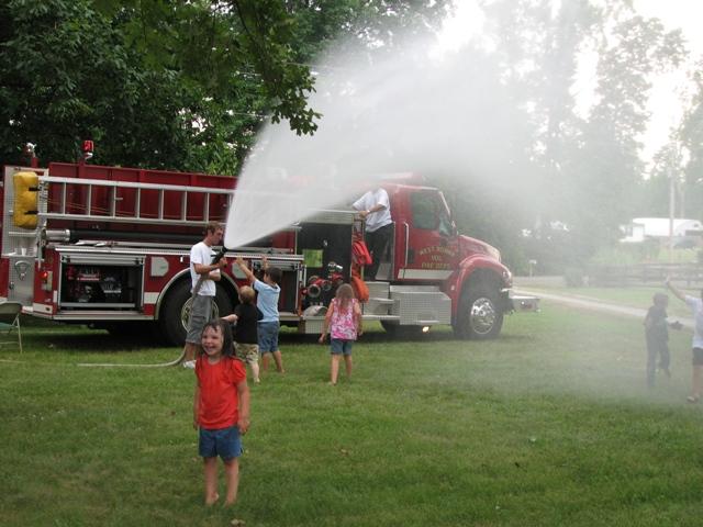 Fire Truck CFD 09